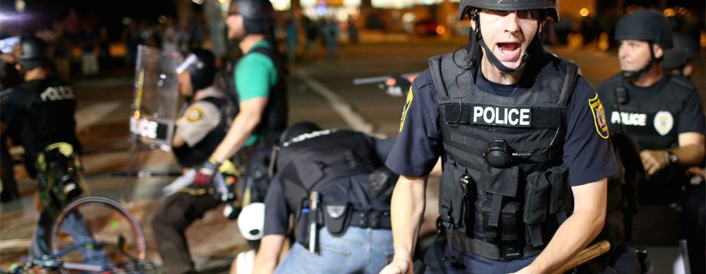 Reporting a Police Misconduct
